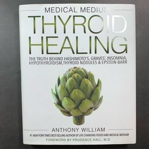 Thyroid Healing By Anthony Williams